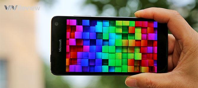 Đánh giá Lumia 650: mỏng nhẹ, màn đẹp, camera tốt, phần mềm vẫn thiếu ổn định