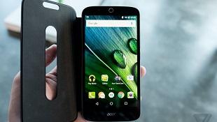 Acer ra mắt Liquid Zest Plus: pin 5000 mAh, camera hỗ trợ 3 công nghệ lấy nét