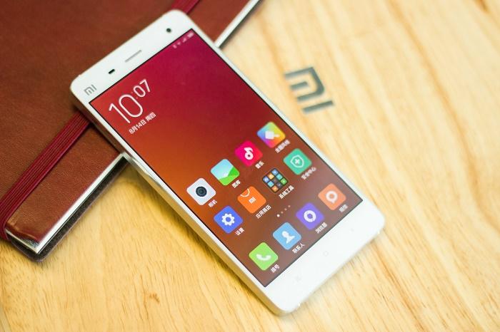 Xiaomi Mi 4 bản RAM 3GB hạ giá chỉ còn 3 triệu đồng