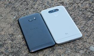 LG G5 và HTC 10 không tuân thủ chuẩn sạc USB chung