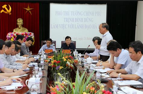 Phó Thủ tướng yêu cầu sớm làm rõ nguyên nhân để ổn định sản xuất, đời sống