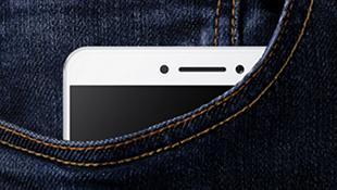 """Xiaomi sắp ra điện thoại 6.4 inch """"có thể đút túi quần"""""""