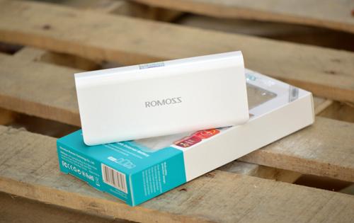 Tiki giảm giá pin dự phòng Romoss Solo 5 trong ngày 26/ 4 - magiamgiatiki. com