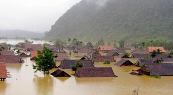 Dự báo biến đổi khí hậu và nước biển dâng năm 2016