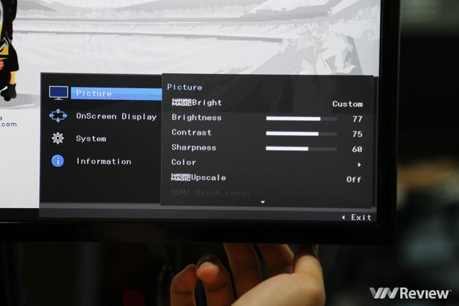 Đánh giá Samsung S24F350FHE