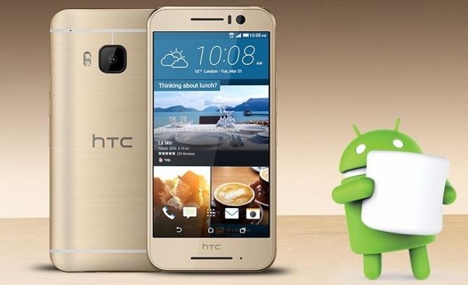 HTC One S9 chính thức trình làng: màn hình 5 inch, chip Helio X10