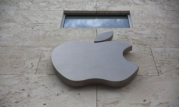 doanh thu apple sụt giảm