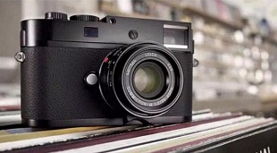 Rò rỉ mẫu máy ảnh đầu tiên của Leica không có màn hình LCD