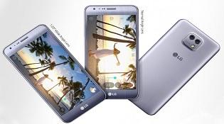 LG X Cam: camera kép 13MP và 5MP, màn hình 5.2 inch