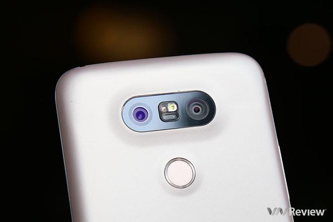 Đánh giá camera LG G5