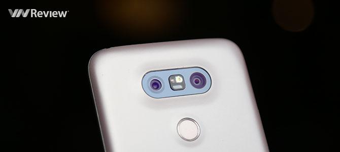 Đánh giá camera LG G5: thêm ấn tượng nhờ camera góc rộng