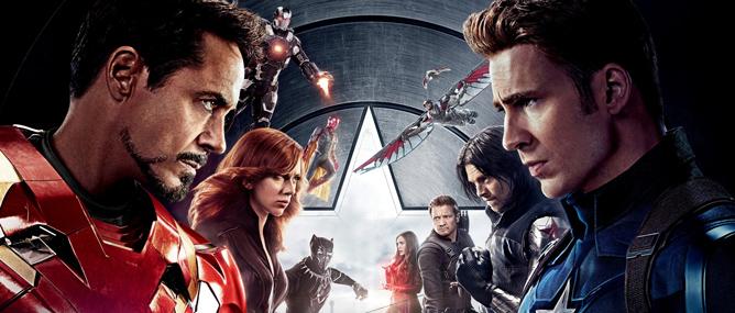Captain America: Civil War may mà có... Người Nhện