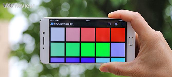 Trên tay Oppo F1 Plus: dáng giống iPhone, màn AMOLED đẹp, pin sạc 1 tiếng đầy