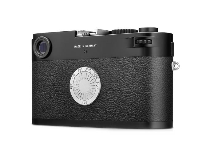 """LEICA M-D: Máy ảnh """"rangefinder"""" kỹ thuật số không màn hình hiển thị"""