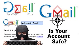 """Hàng triệu tài khoản Gmail bị rao bán trên """"chợ đen"""""""