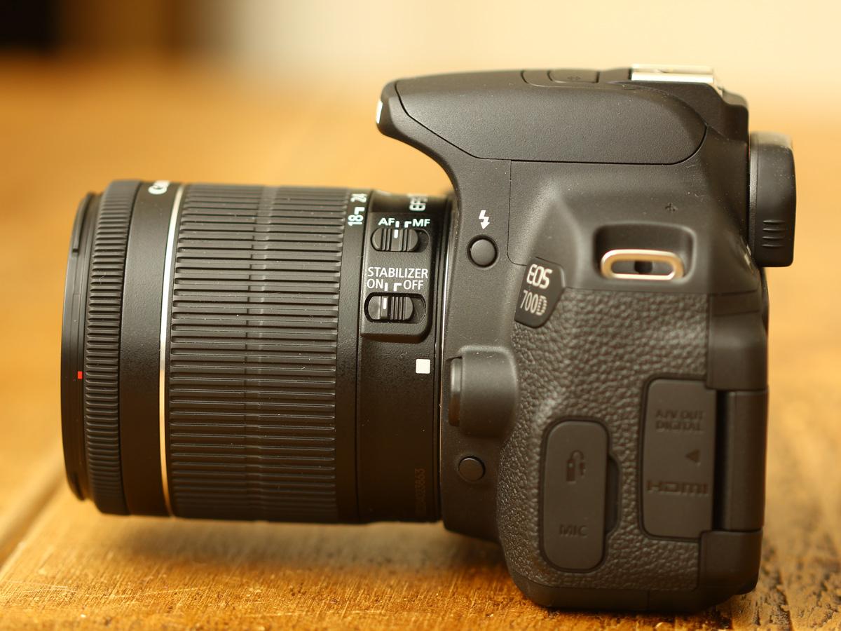 Canon EOS 700D kèm kit 18-55 STM chỉ còn 9,9 triệu đồng