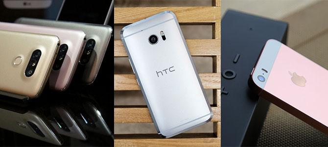 11 smartphone sẽ bán tại việt Nam trong tháng 5