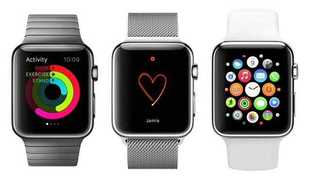 Apple Watch chiếm 6,8% thị phần thiết bị đeo tại Mỹ