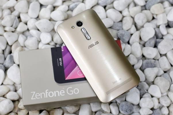 Zenfone Go 4.5 Plus lên kệ với mức giá 2,4 triệu đồng