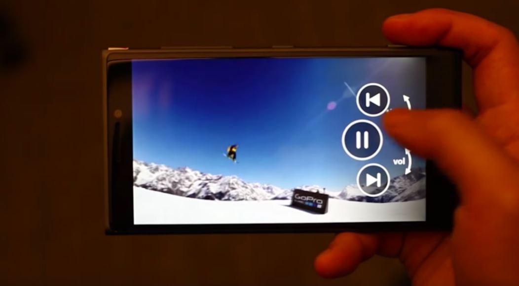 """Điện thoại Windows Phone sắp có cảm ứng """"tiên đoán"""""""