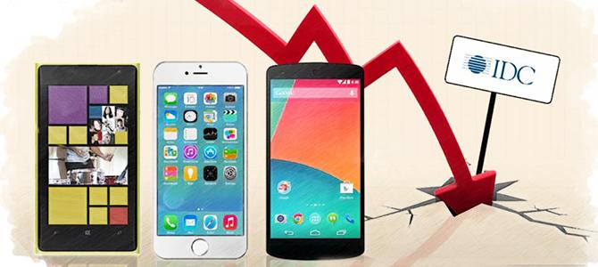 Có phải smartphone sẽ cam chịu số phận như PC?