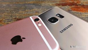 Samsung giành lại vị trí số 1 từ tay Apple tại Mỹ
