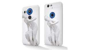 Bộ case bảo vệ đầy nghệ thuật cho Nexus 5X/6P