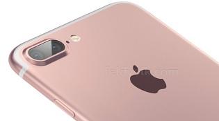 iPhone 7 Plus dùng RAM 3GB, có zoom quang học