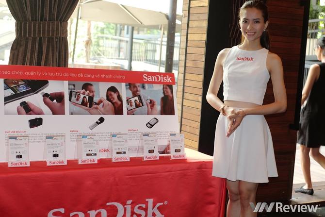 SanDisk ra mắt các giải pháp mở rộng bộ nhớ iPhone, iPad và thiết bị di động
