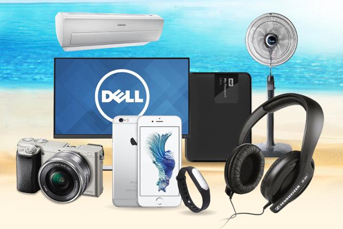 Mua hàng công nghệ giảm giá sốc nhân dịp thứ 6 ngày 13