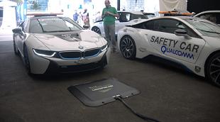 Sạc không dây sẽ giúp việc sạc điện cho ô tô dễ dàng hơn