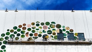 Chiêm ngưỡng các tác phẩm nghệ thuật tại trung tâm dữ liệu của Google