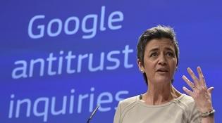 Vi phạm luật cạnh tranh, Google bị Châu Âu phạt 3,4 tỷ USD