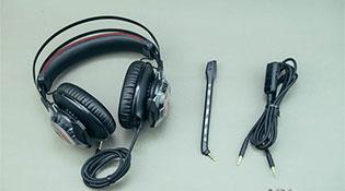 Mở hộp tai game mới HyperX Cloud Revolver của Kingston