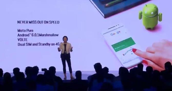 Motorola chính thức trình làng Moto G4