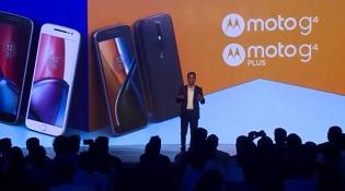 Lenovo trình làng Moto G4: màn Full-HD 5.5 inch, RAM 2GB, chip 8 lõi Snapdragon 617