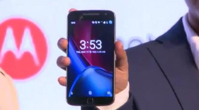 Motorola Moto G4 Plus chính thức ra mắt