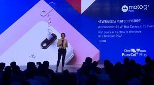 Motorola Moto G4 Plus ra mắt: màn 5.5 inch, Snapdragon 617, camera 16MP, giá từ 202 USD