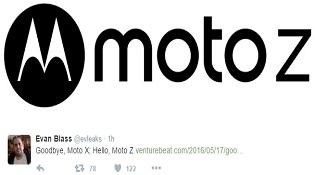 Motorola khai tử dòng Moto X, thay thế bằng Moto Z