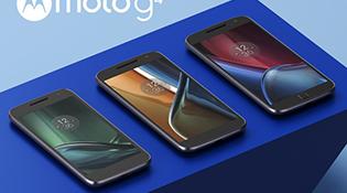 So sánh cấu hình bộ ba thoại Moto G4: Moto G4, G4 Plus và G4 Play