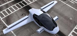 Chiếc máy bay này có thể bay không cần đường băng, đi như ô tô