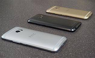 HTC 10 chính hãng có giá 16,99 triệu đồng, bản Snapdragon 820