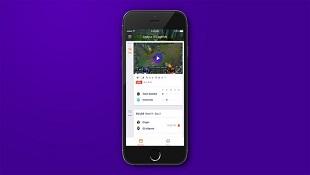 Yahoo ra ứng dụng iOS cập nhật tin tức và kết quả các trận đấu game online