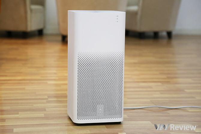 Đánh giá máy lọc không khí Xiaomi Mi Air Purifier 2: Nếu nhà có điều kiện...