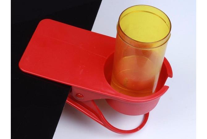 """""""Hàng độc"""" giúp tránh làm đổ đồ uống ra bàn"""
