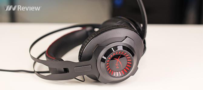 Đánh giá tai chuyên game mới của Kingston: HyperX Cloud Revolver