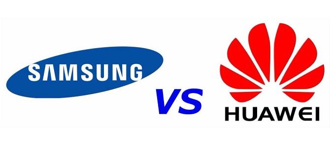 Huawei kiện Samsung vi phạm bằng sáng chế