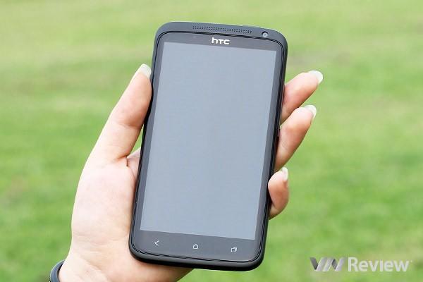 Đánh giá HTC One X - VnReview - Đánh giá