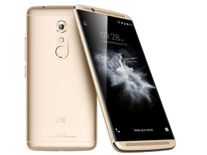 ZTE Axon 7 chính thức ra mắt: RAM 6 GB, chip Snapdragon 820