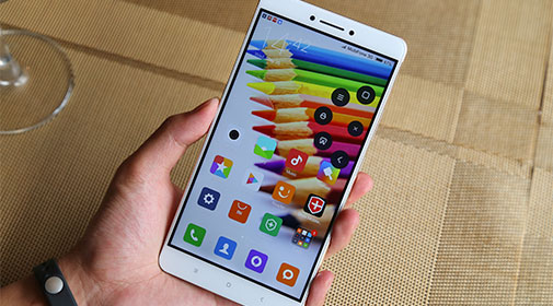 Đánh giá Xiaomi Mi Max